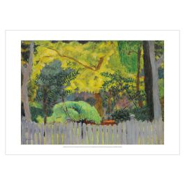 Pierre Bonnard: The Violet Fence poster
