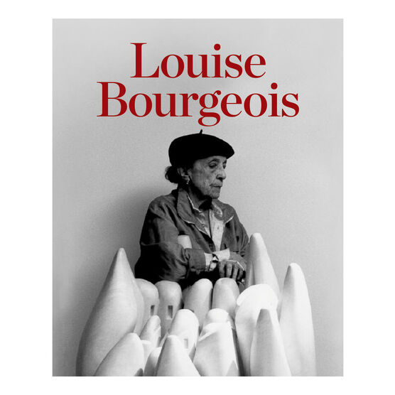 Louise Bourgeois exhibition book