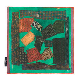 Frank Bowling After Matisse limited edition pocket square