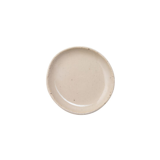 Natural ceramic salt bowl