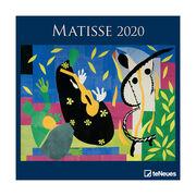 Matisse 2020 calendar
