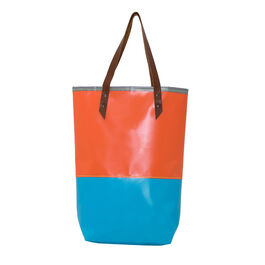 Recycled large tote bag