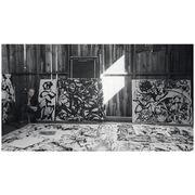 Jackson Pollock: Blind Spots (paperback)