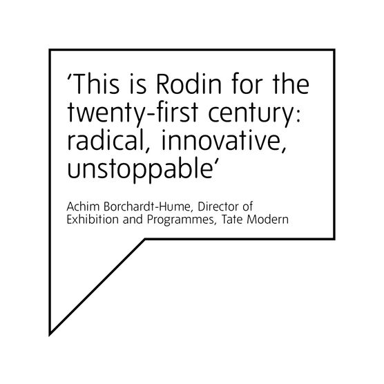 The Making of Rodin quote