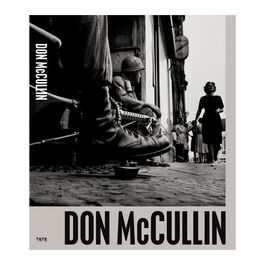 Don McCullin exhibition book (hardback)