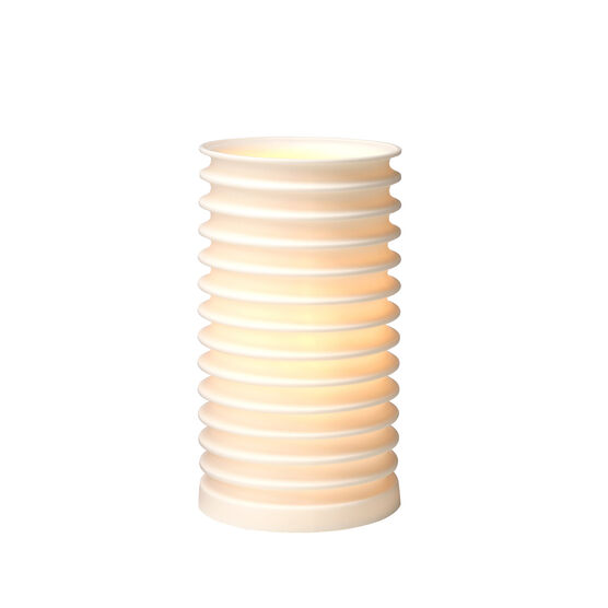 Insulator small porcelain table lamp