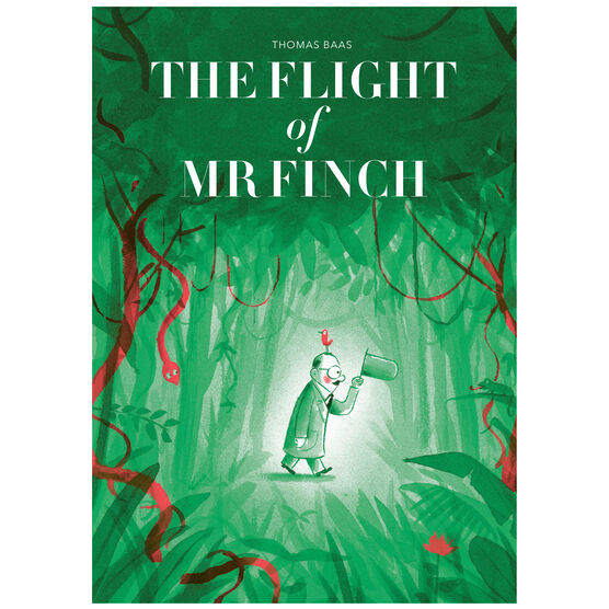 The Flight of Mr Finch
