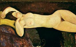 Modigliani: Reclining Nude