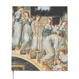 Tate Pre-Raphaelite 2019 desk diary
