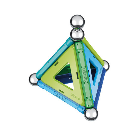 Geomag cold colours 15 magnetic toy