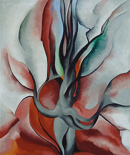 Georgia O'Keeffe: Autumn Trees - The Maple