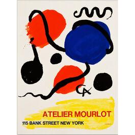 Atelier Mourlot Calder, 115 Bank Street, 1967