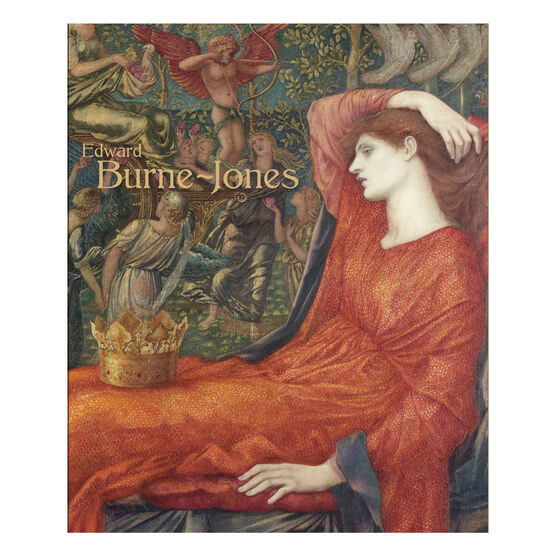 Edward Burne-Jones (paperback)