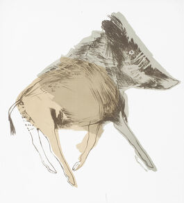Elisabeth Frink: Wild Boar