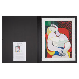 Pablo Picasso: The Dream folio