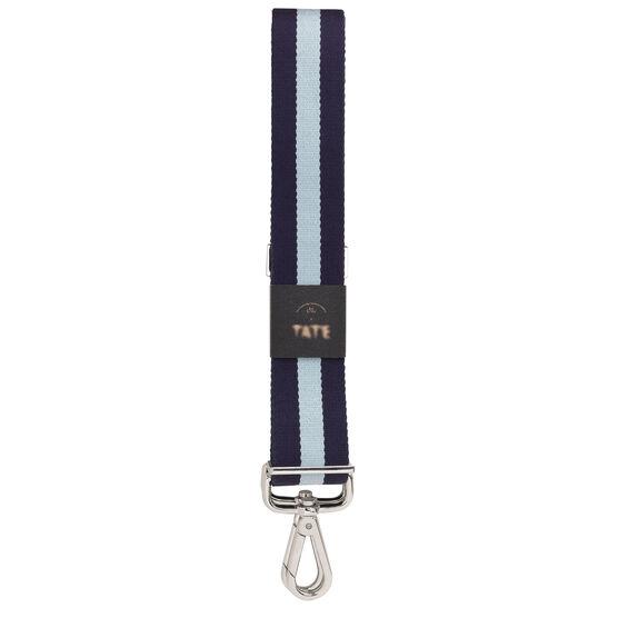 Navy & blue Cambridge bag strap