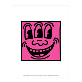 Keith Haring: Untitled mini print