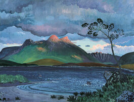 James Dixon Innes: Arenig, North Wales