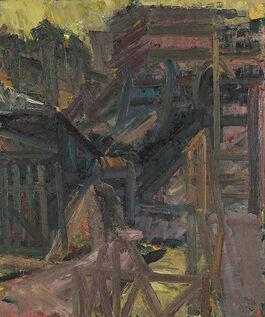 Frank Auerbach: To the Studios