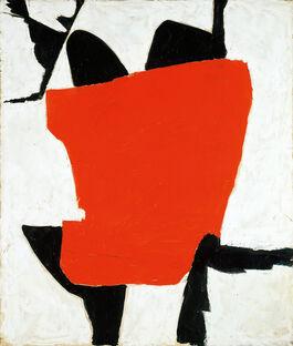 Roger Hilton: February 1954
