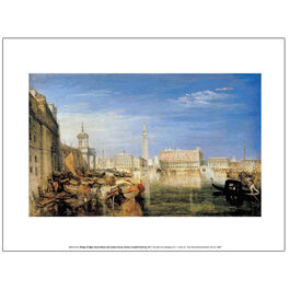 JMW Tuner Bridge of Sighs (unframed print)