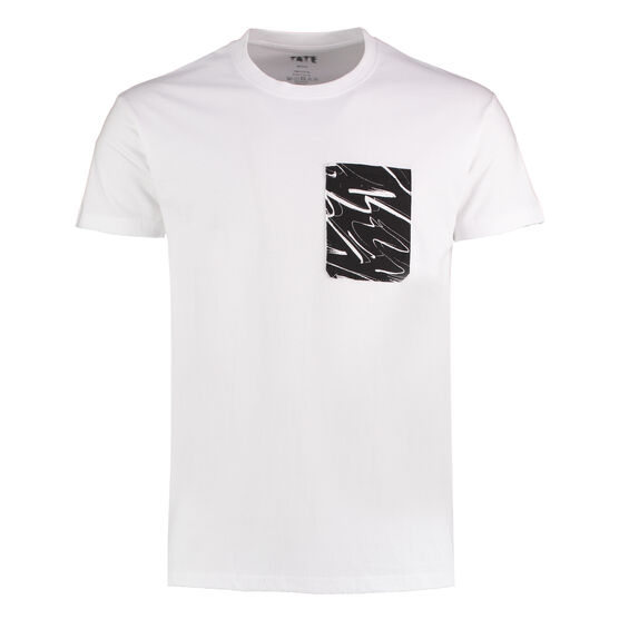 Tate art materials white t-shirt