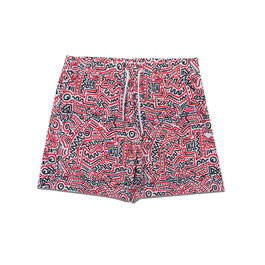 Keith Haring Fun Gallery shorts