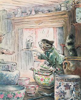 Helen Beatrix Potter: 'Where is My Twist?'