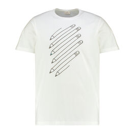 Typographia pencil t-shirt