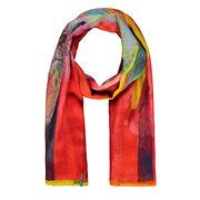 Frank Bowling Zenthree limited edition scarf