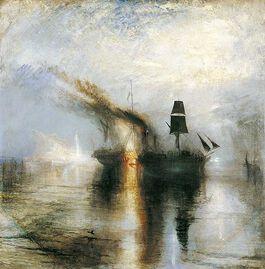 Turner: Peace - Burial at Sea