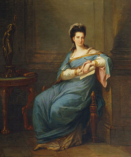 Kauffman: Portrait of a Lady