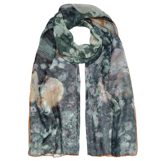 Carnation Lily, Lily Rose silk scarf
