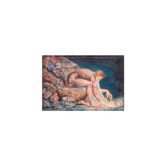 William Blake Newton magnet
