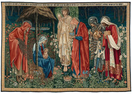 Edward Burne-Jones: Adoration of the Magi