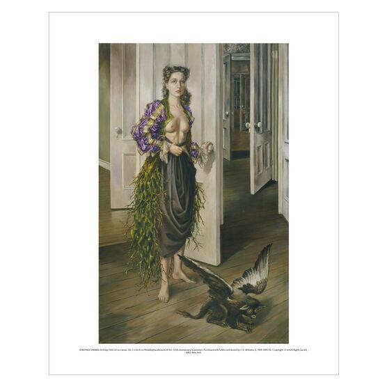 Dorothea Tanning: Birthday mini print