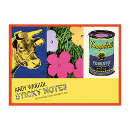Andy Warhol sticky notes set