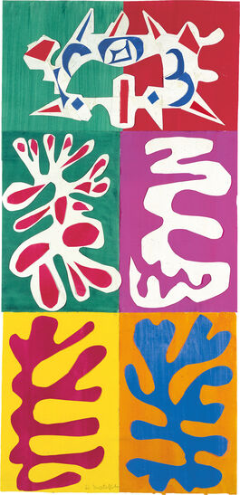 Matisse: The Panel with Mask