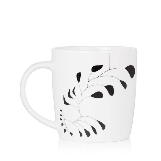 Calder Vertical Foliage mug