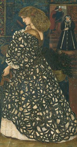 Edward Burne-Jones: Sidonia von Bork 1560