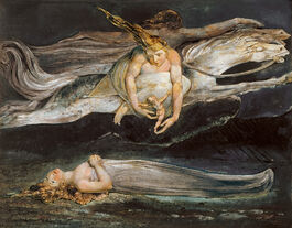 William Blake: Pity
