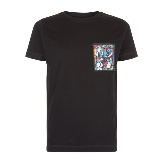 Picasso Girl Before a Mirror t-shirt