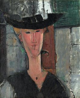 Modigliani: Madam Pompadour