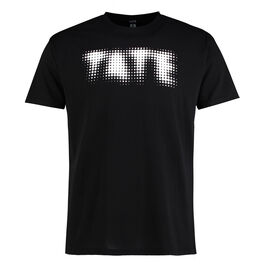 Tate logo black t-shirt
