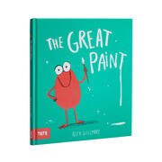 The Great Paint angled cover