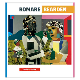 Romare Bearden 2022 wall calendar
