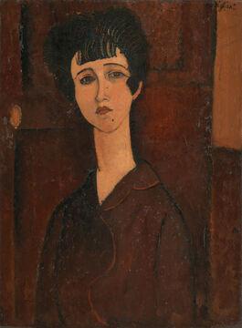 Modigliani: Portrait of a Girl