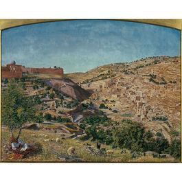 Seddon: Jerusalem & the Valley of Jehoshaphat