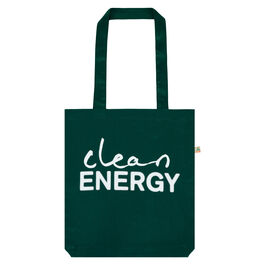 Eliasson Clean Energy tote bag