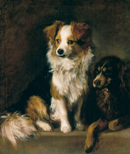 Thomas Gainsborough: Tristram and Fox
